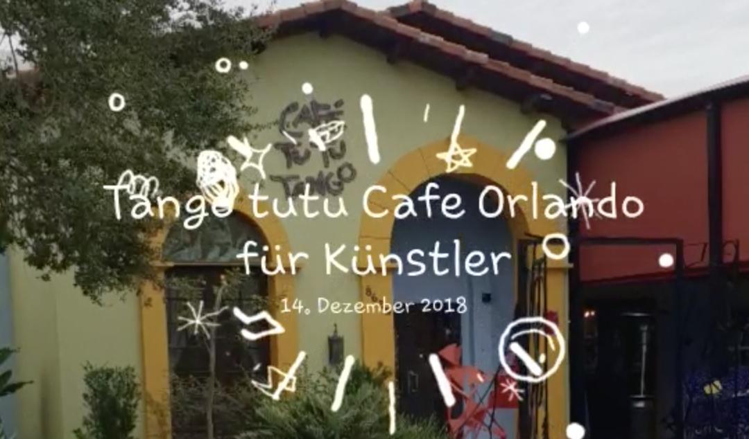 Café TuTu Tango in Orlando