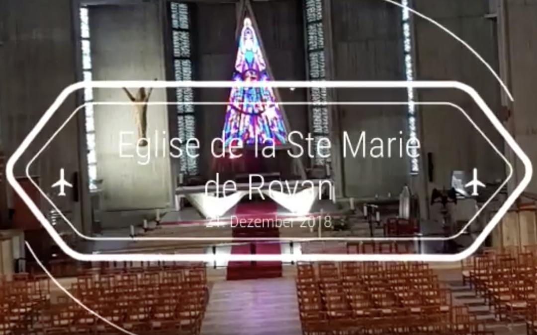 Eglise de la Ste Marie de Rovan