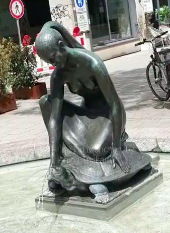 Frühlingsgrüße aus München