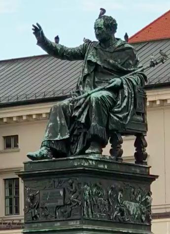 An der Münchner Oper