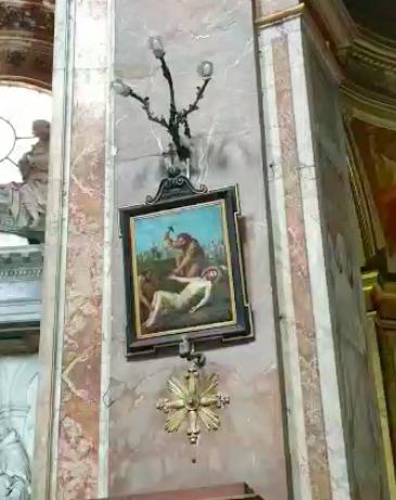 Grüße aus San Giacomo in Rom